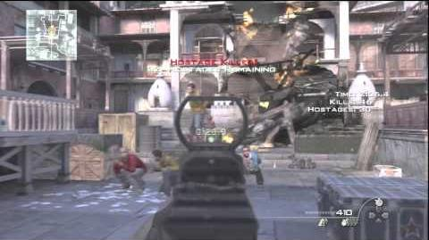 Modern Warfare 3 Special Ops Mission Neogotiator