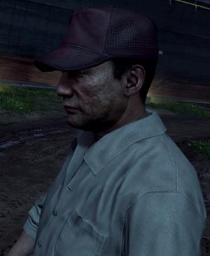 Noriega at the Panama Canal BOII