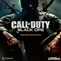 Black Ops OST cover