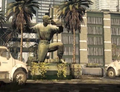 Strikezone statue before K.E.M. Strike CODG.png