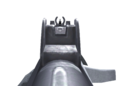 AK-74u Iron Sights CoD4