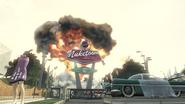 Nuketown Explosion BOII