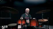 Woods the Drummer BOII