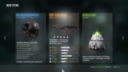 Supply Drop Contents AW