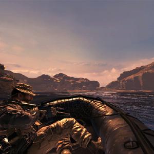 Endgame menu image MW2
