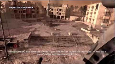 Call of Duty 4 Modern Warfare - Campaign - Shock and Awe