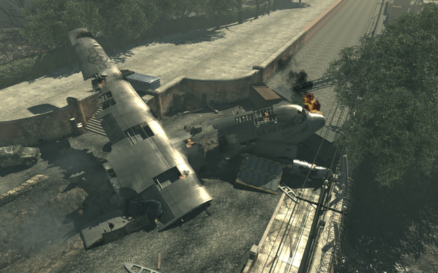File:Downed C-130 Goalpost MW3.png