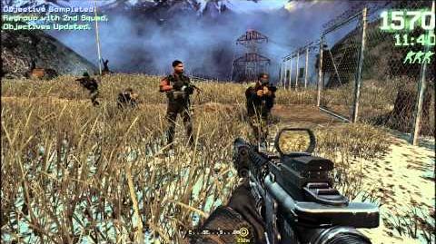 CoD4 Ultimatum Arcade Mode Veteran (HD)