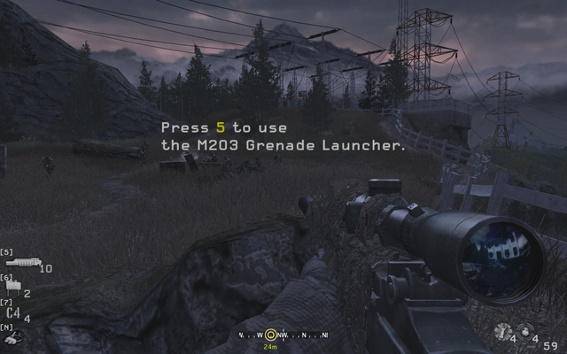 File:Enemies defending power station Blackout CoD4.png