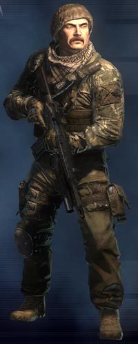 Hawkeye Character CoDO