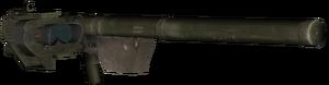 Valkyrie Rockets model BO