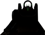 FA7.62-L iron sights CoDO