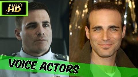 Call Of Duty Infinite Warfare Voice Actors voiceactors
