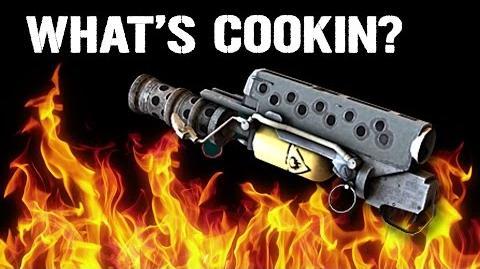 Call of Duty Black Ops PC Flamethrower demonstration 4K 60FPS HD