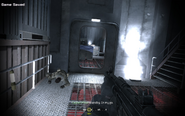 Entrance to third hull atrium Crew Expendable CoD4