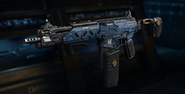 Peacekeeper MK2 Gunsmith Model Fast Mags BO3