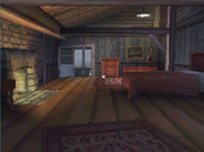 Isolation House interior MW3DS
