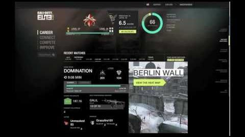 Call of Duty Elite - Complete beta walkthrough from Beachhead