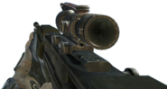 L86 LSW ACOG Sight MW3