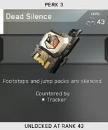 Dead Silence Unlock Card IW