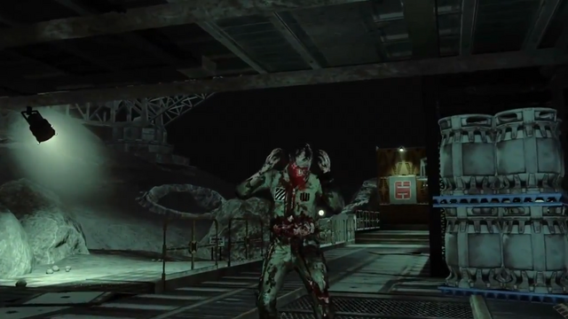 File:Rezurrection Trailer WaveGun on Zombie before.png