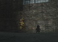 Teddy Bear shadow Der Riese WaW