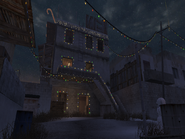 Building Winter Crash CoD4