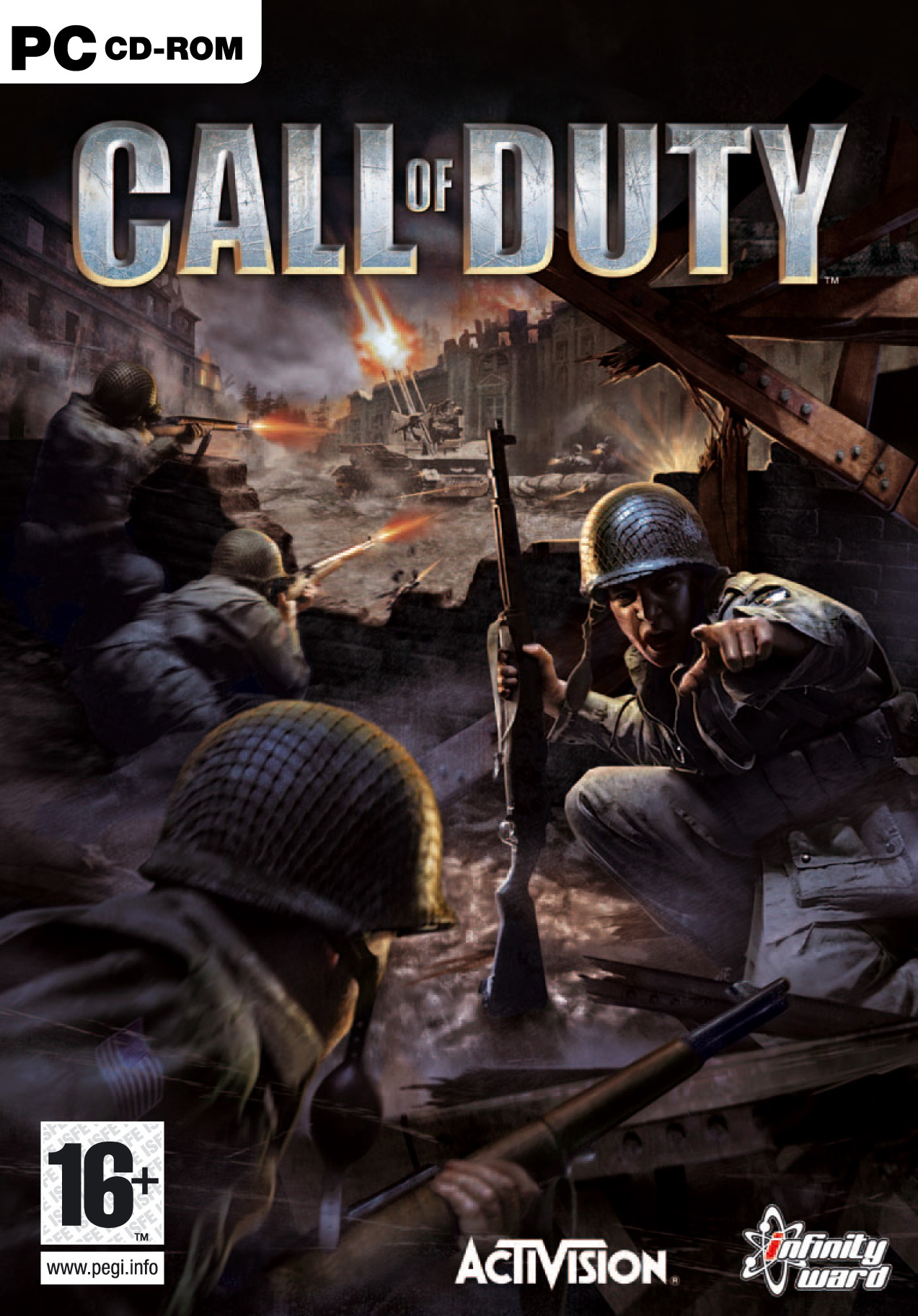 Call of duty 1 windows 10
