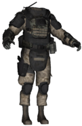 TF141 Desert Riot MW2
