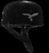 Fallschirmjaeger scrapped helmet WaW