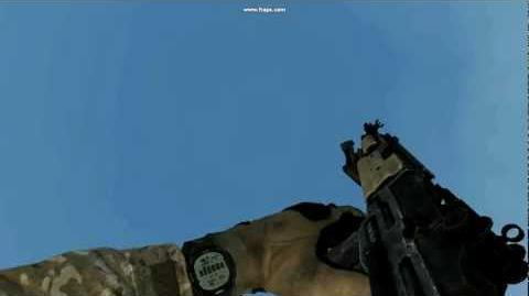 Modern Warfare 3 - MK14 Reload Animations