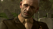 Frank Woods dress uniform graveyard BOII