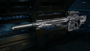 SVG-100 Gunsmith model Silencer BO3