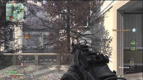 Call of Duty MW3 - Xmas MK14 Domination