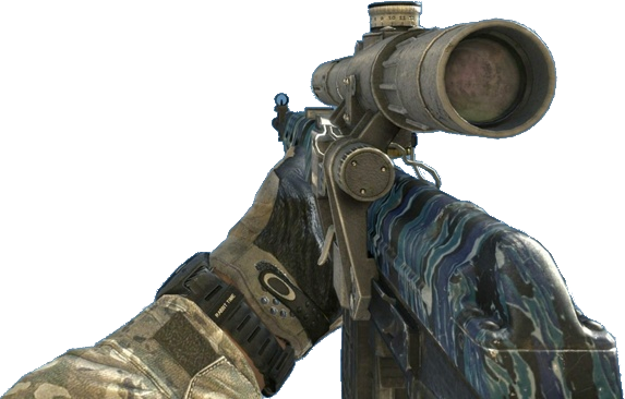 File:Dragunov Blue MW3.png