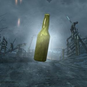 Empty Perk Bottle drop Origins BO2