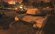 M1A2 Abrams Of Their Own Accord MW2