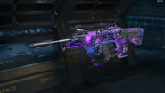 XR-2 Gunsmith Model Dark Matter Camouflage BO3
