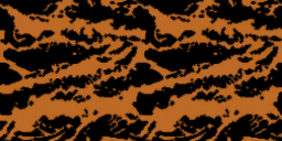 Tiger Camouflage menu icon BOII