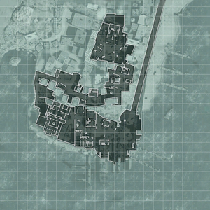 Return To Sender port minimap MW3