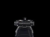 AK-74 Iron Sights MW3DS
