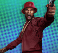 Andre TheRapper ZombiesInSpaceland Zombies IW
