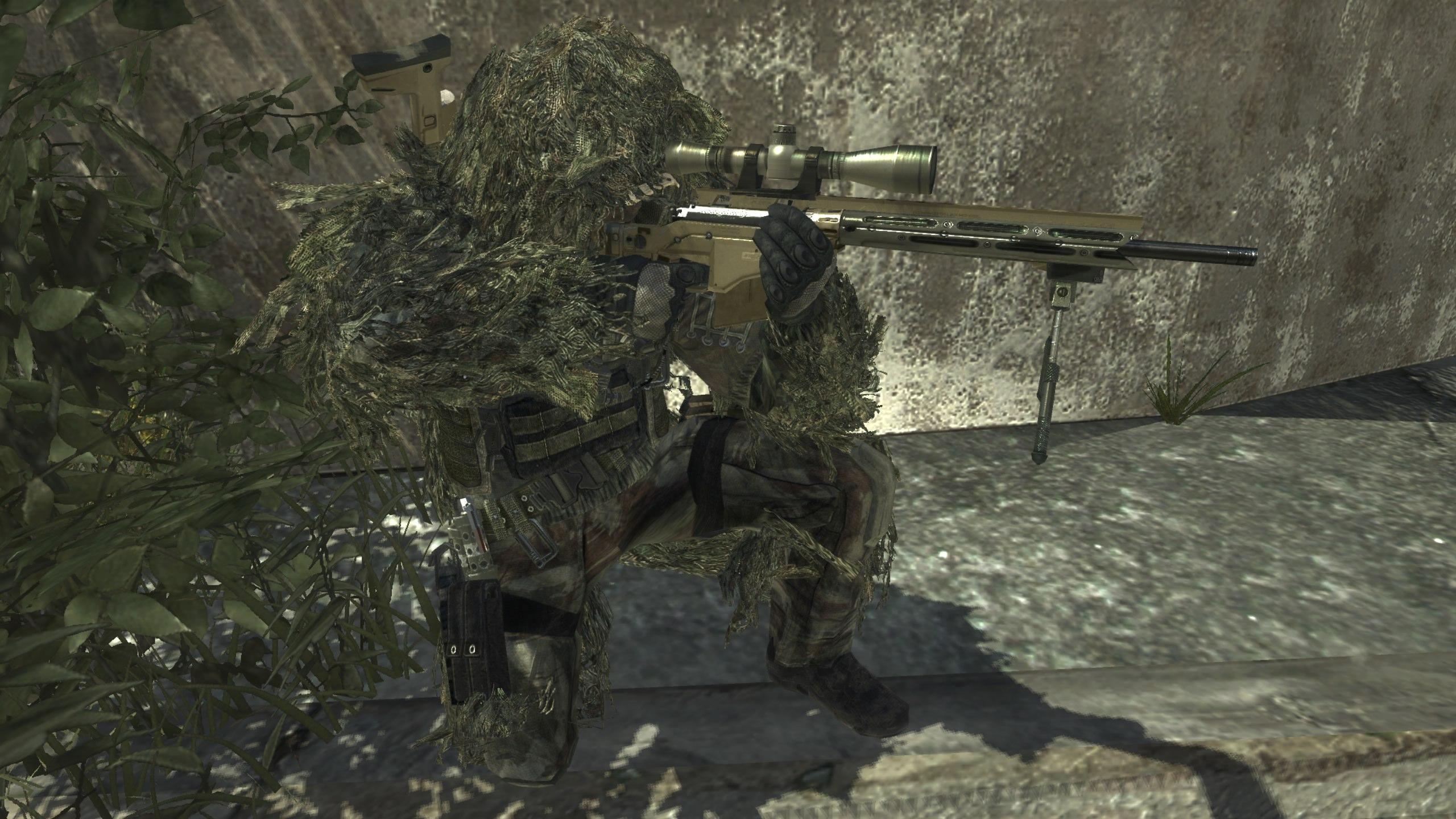 Call of Duty: Modern Warfare 3 | MW3 - Weapons List - Sniper Rifles