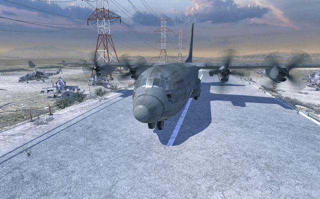File:C-130 Hercules taking off MW2.png