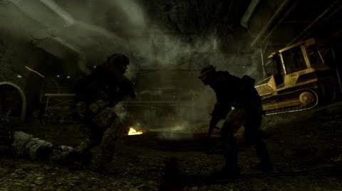 Call of Duty Modern Warfare 3 - Campaign - Down the Rabbit Hole