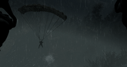 Parachuting Stronghold MW3