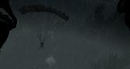 Parachuting Stronghold MW3
