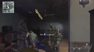 Player 2 catching Desert Eagle Negotiator MW3