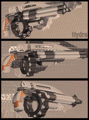 Hydra (upgraded)