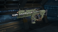 HVK-30 Gunsmith Model Jungle Camouflage BO3